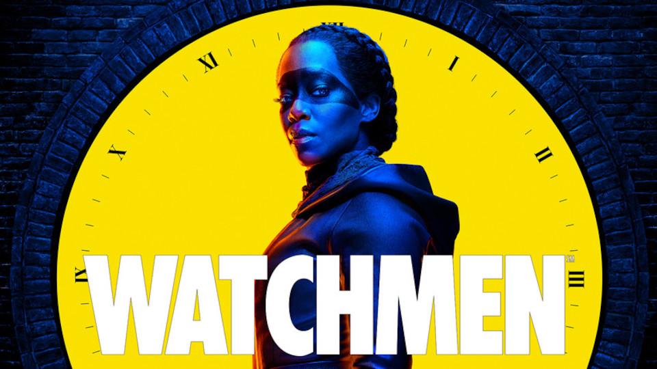 Image for the TV series Watchmen