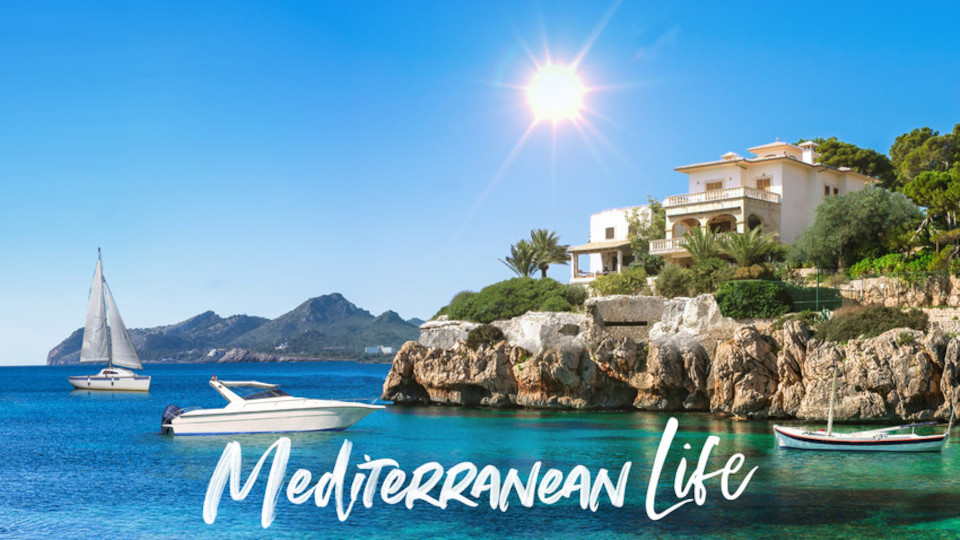 Image for the TV series Mediterranean Life