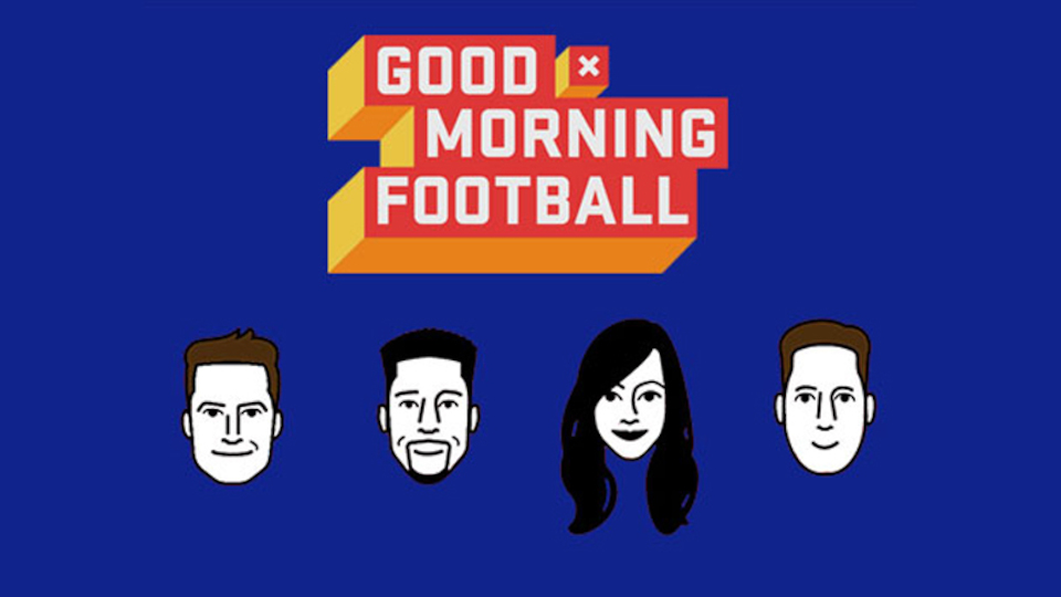 Image for the TV series Good Morning Football