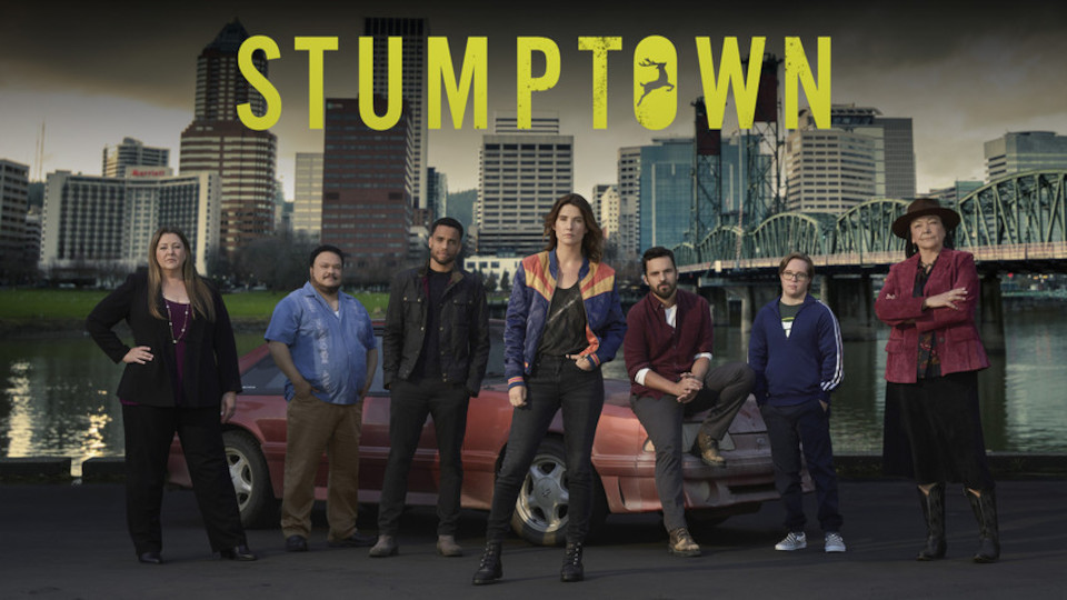 Image for the TV series Stumptown