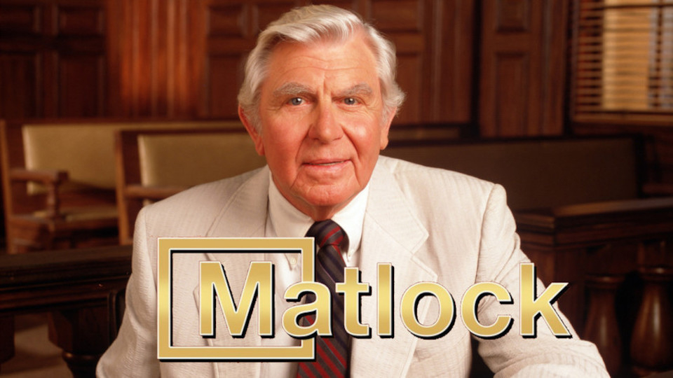 Image for the TV series Matlock