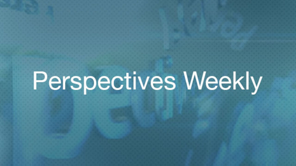 Image for the TV series Perspectives: The Weekly Edition