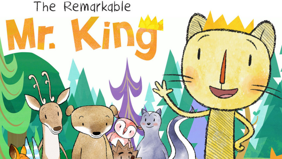 Image for the TV series The Remarkable Mr. King