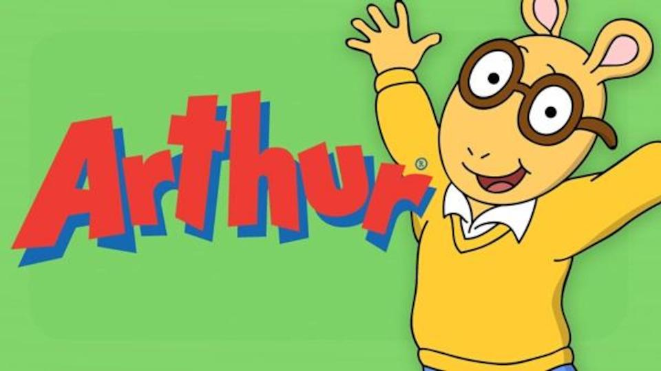 Image for the TV series Arthur