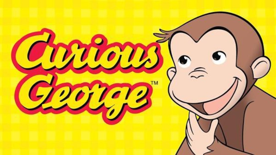 Image for the TV series Curious George