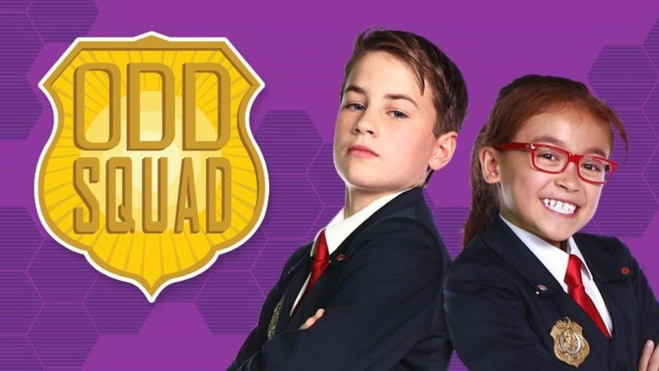 Image for the TV series Odd Squad