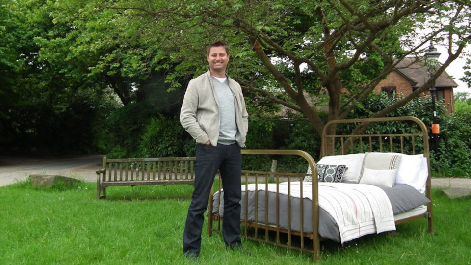 Image for the TV series George Clarke's Old House New Home