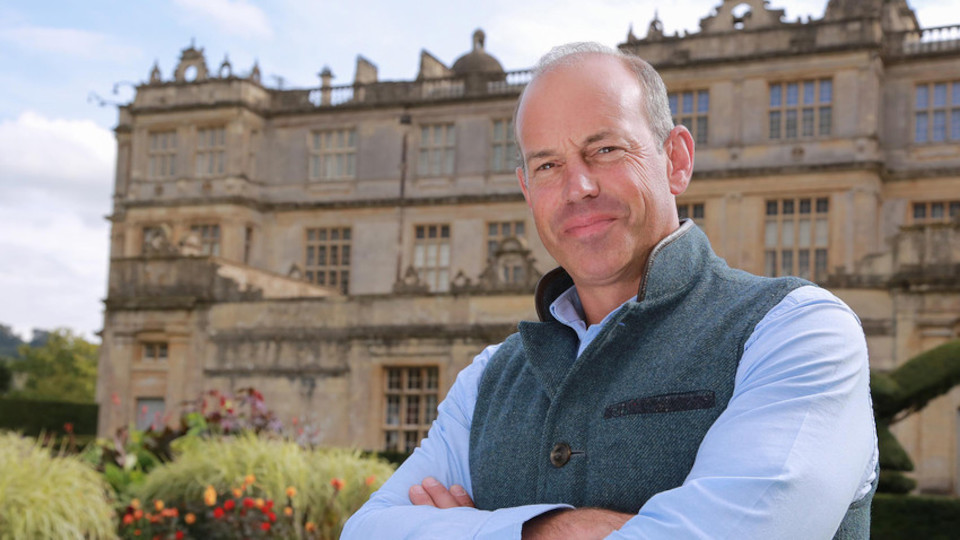 Image for the TV series Phil Spencer's Stately Homes