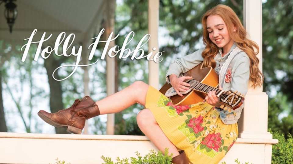 Image for the TV series Holly Hobbie