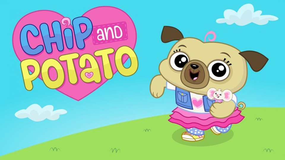 Image for the TV series Chip and Potato