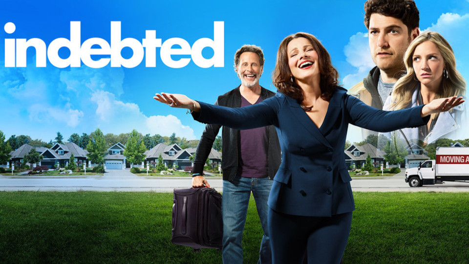 Image for the TV series Indebted