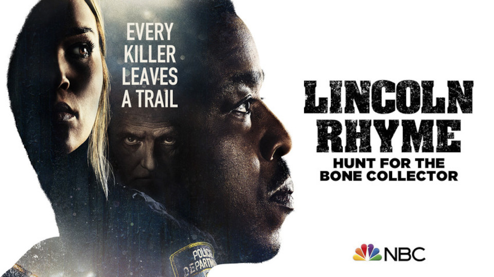 Image for the TV series Lincoln Rhyme: Hunt for the Bone Collector