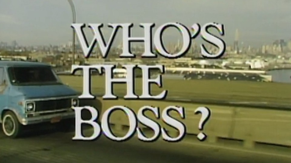 Image for the TV series Who's the Boss?