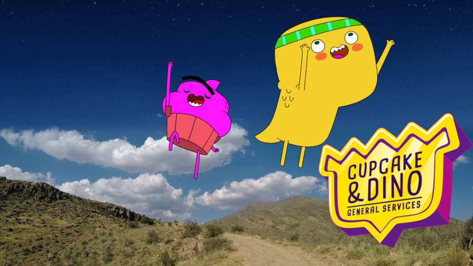 Image for the TV series Cupcake and Dinosaur: General Services