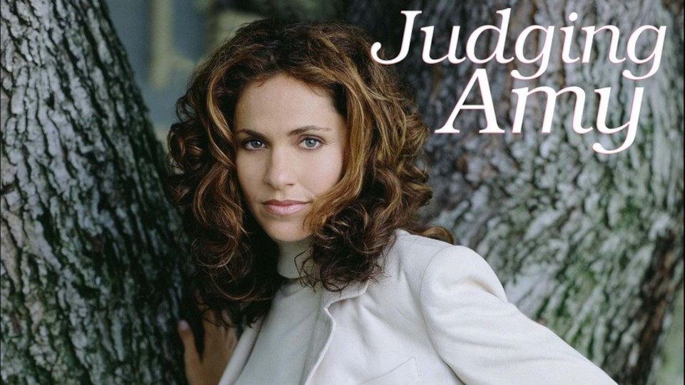 Image for the TV series Judging Amy