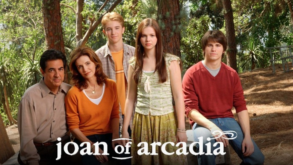 Image for the TV series Joan of Arcadia