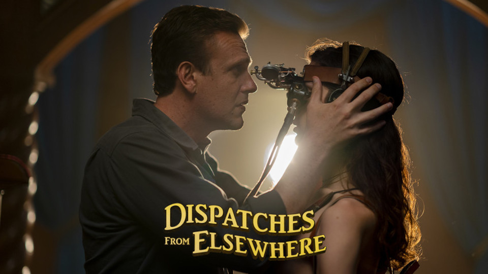 Image for the TV series Dispatches From Elsewhere