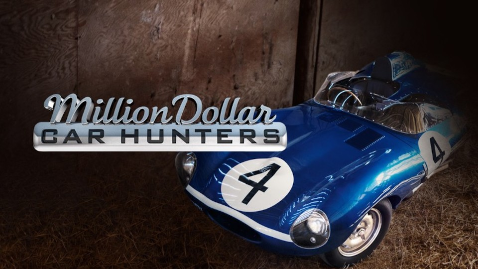 Image for the TV series Million Dollar Car Hunters