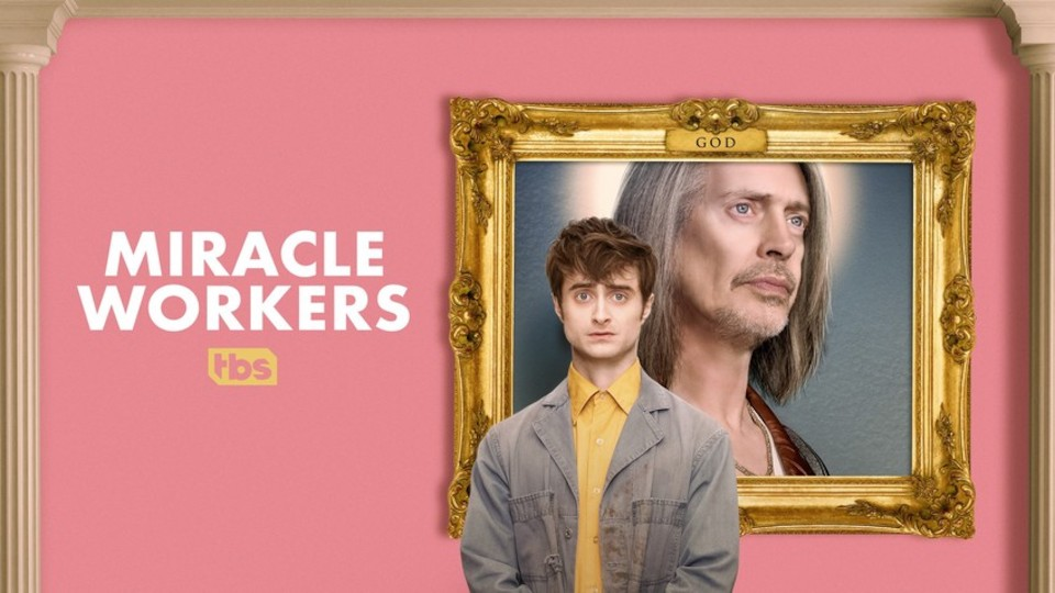 Image for the TV series Miracle Workers