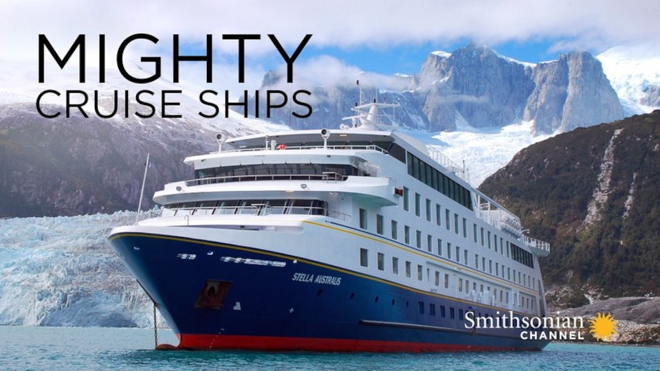 Image for the TV series Mighty Cruise Ships