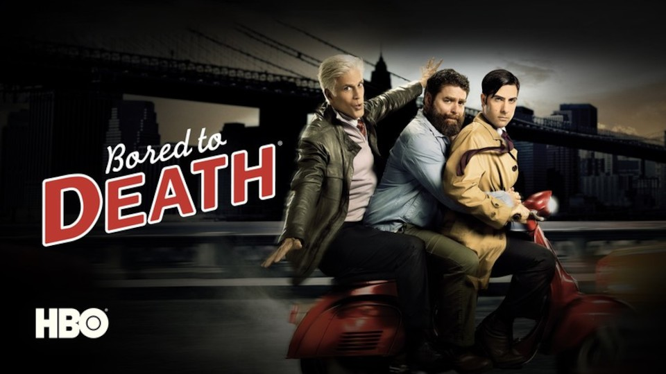 Image for the TV series Bored to Death