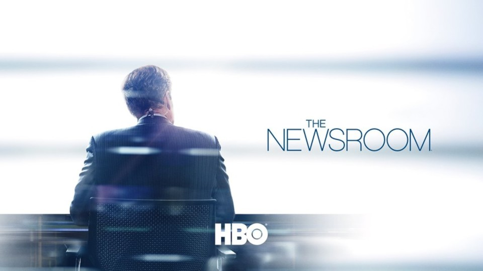 Image for the TV series The Newsroom