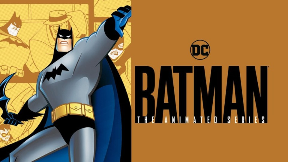 Image for the TV series Batman: The Animated Series
