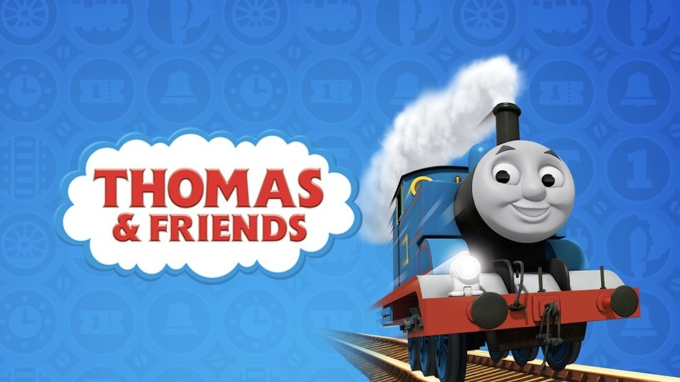Image for the TV series Thomas & Friends