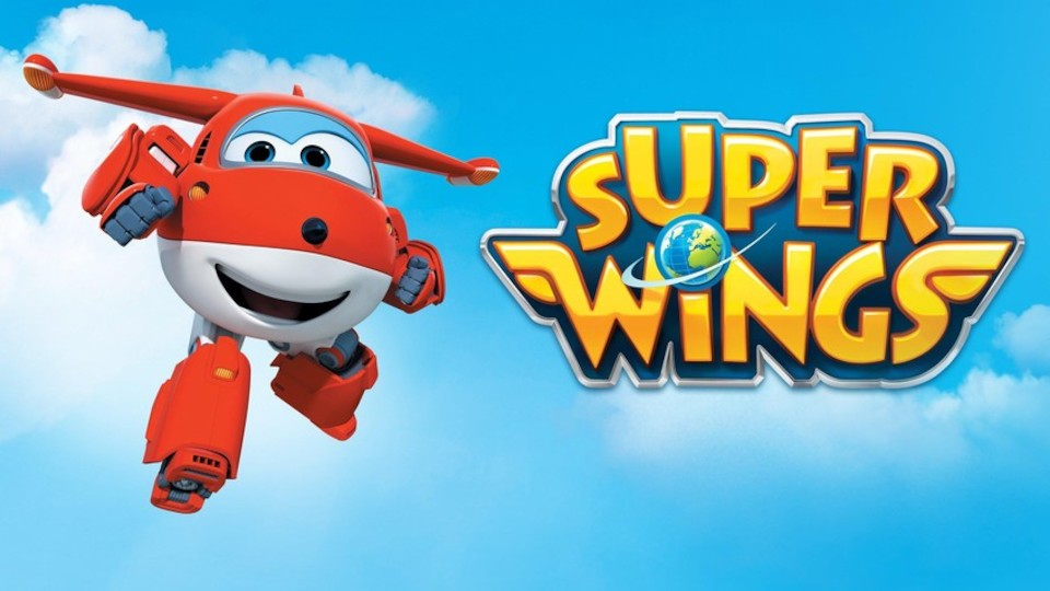 Image for the TV series Super Wings