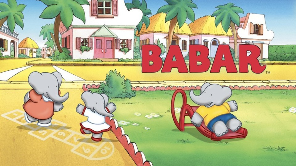 Image for the TV series Babar