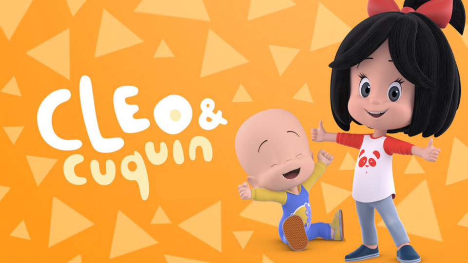 Image for the TV series Cleo & Cuquin