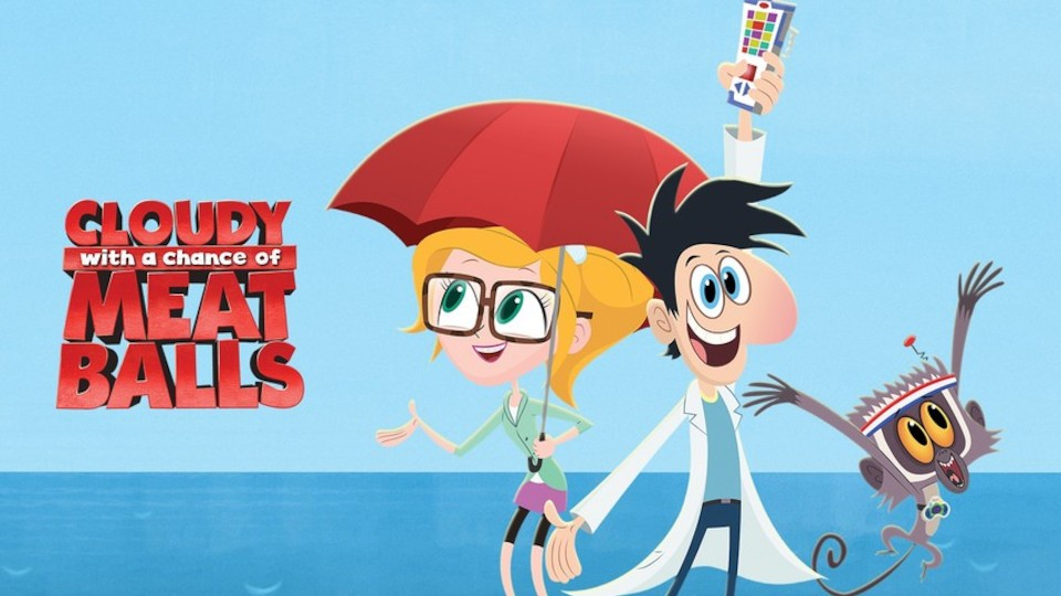 Image for the TV series Cloudy With a Chance of Meatballs: The Series