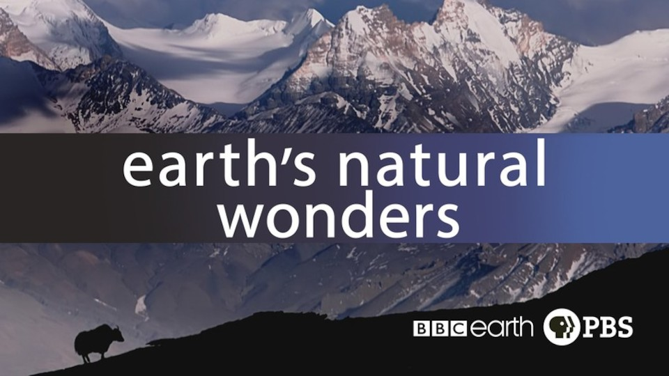 Image for the TV series Earth's Natural Wonders