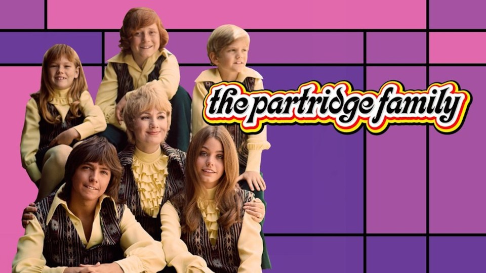 Image for the TV series The Partridge Family