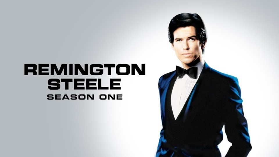 Image for the TV series Remington Steele