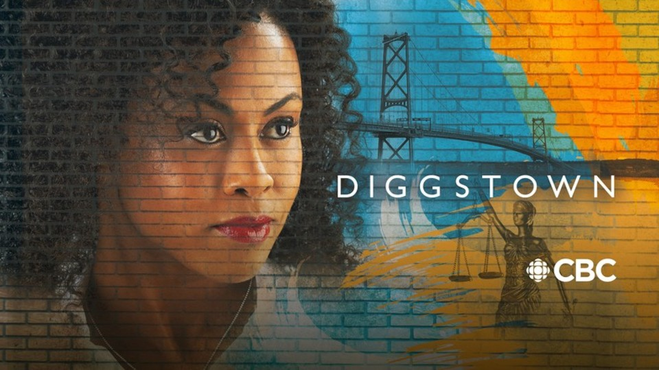 Image for the TV series Diggstown