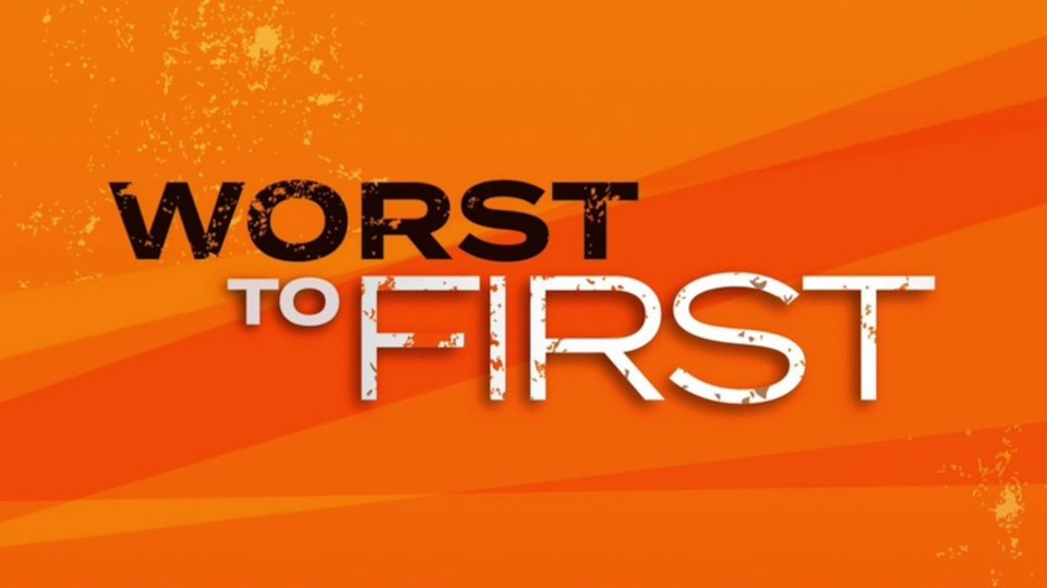 Image for the TV series Worst to First