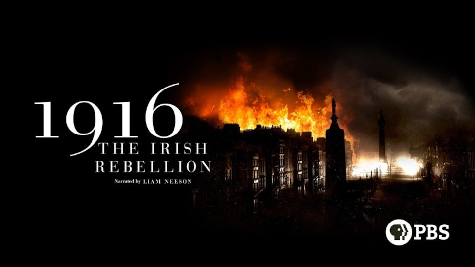 Image for the TV series 1916: The Irish Rebellion