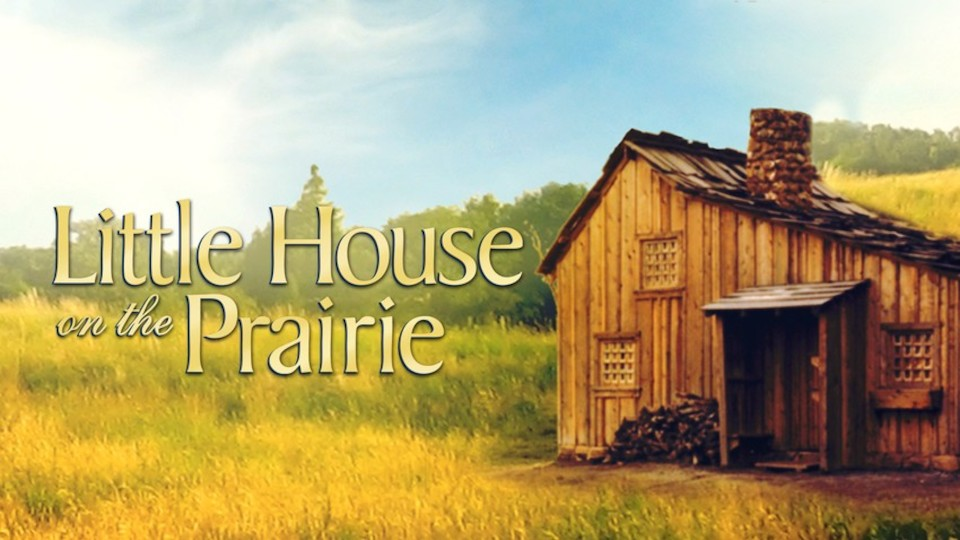 Image for the TV series Little House on the Prairie