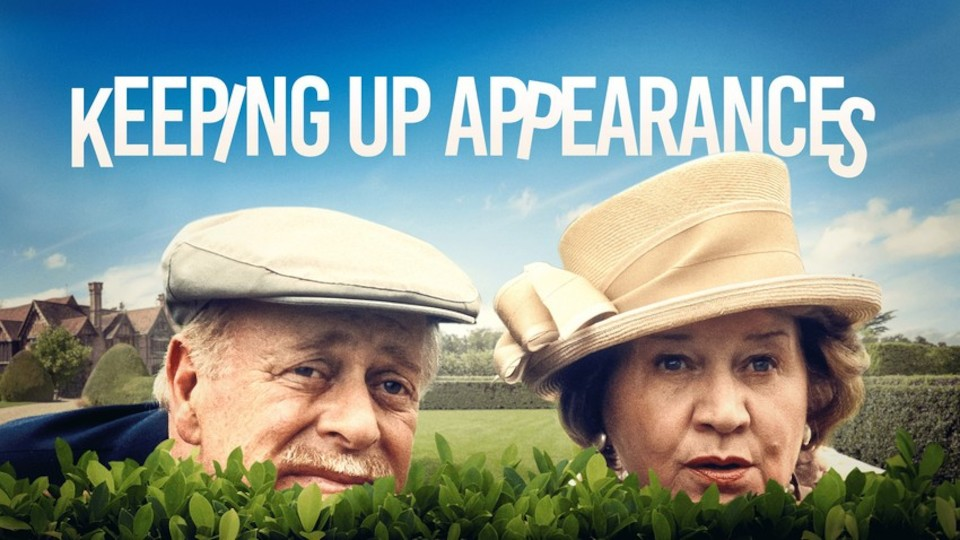 Image for the TV series Keeping Up Appearances