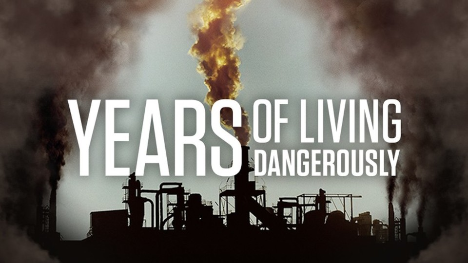 Image for the TV series Years of Living Dangerously