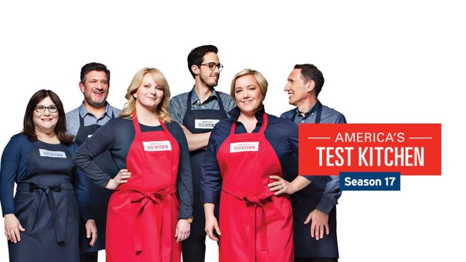 Image for the TV series America's Test Kitchen From Cook's Illustrated