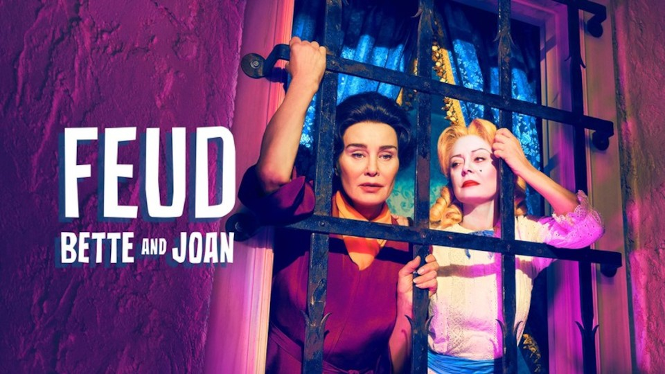 Image for the TV series FEUD: Bette and Joan