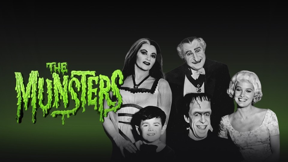 Image for the TV series The Munsters