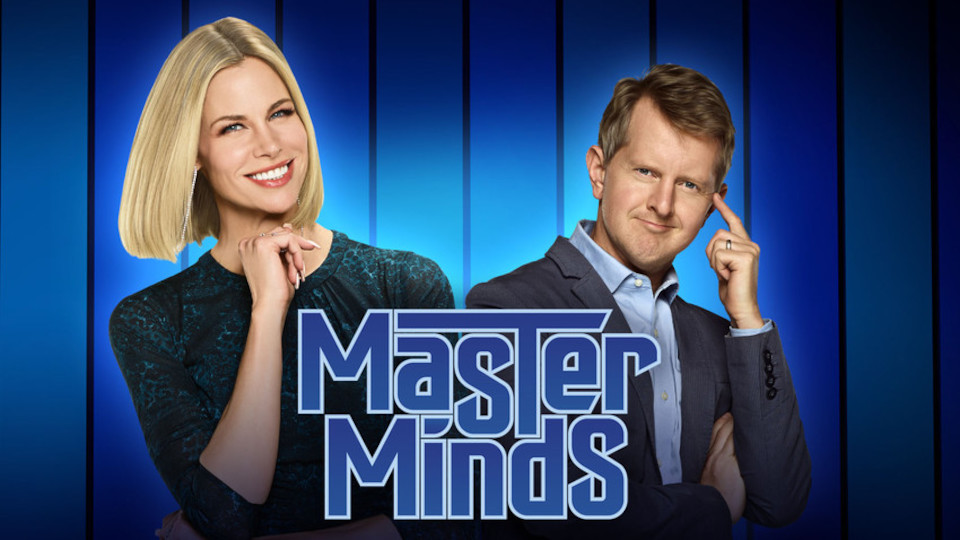 Image for the TV series Master Minds