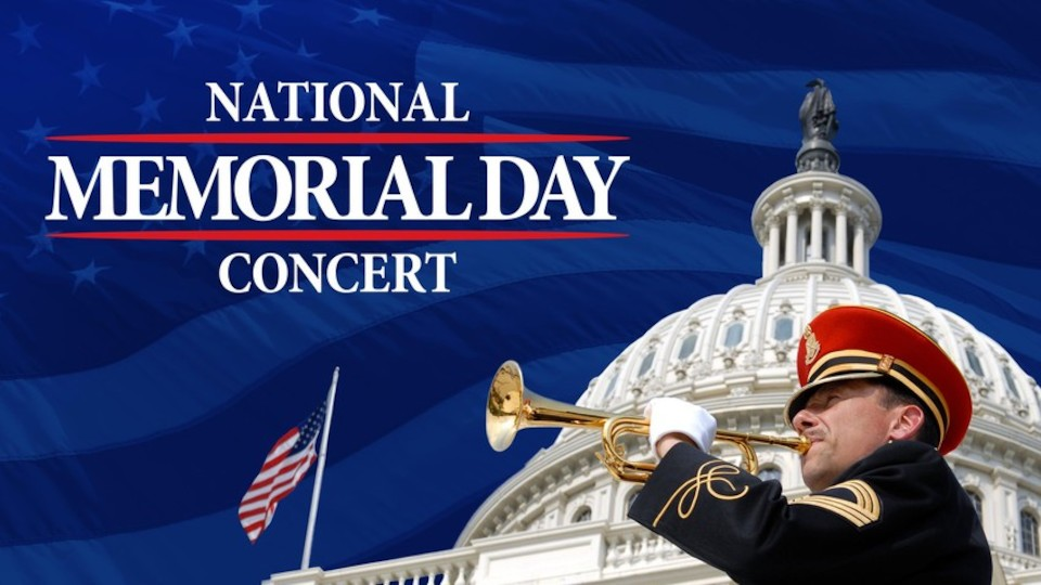 Image for the TV series National Memorial Day Concert