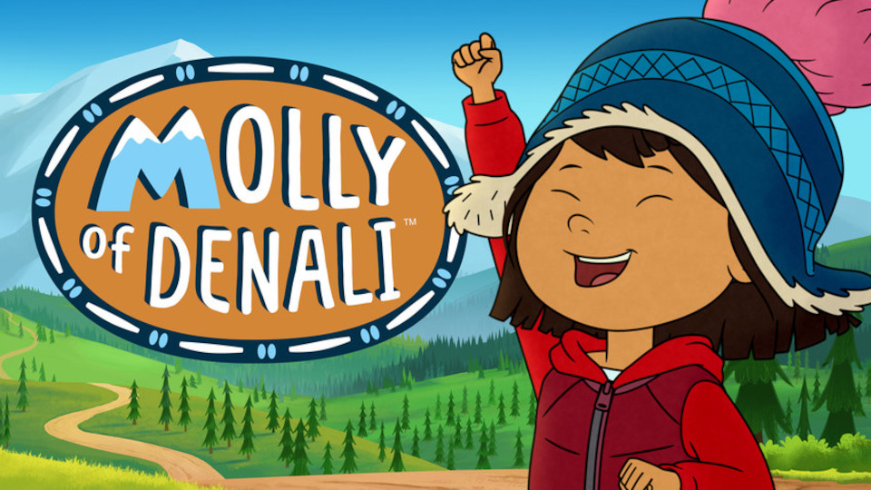 Image for the TV series Molly of Denali