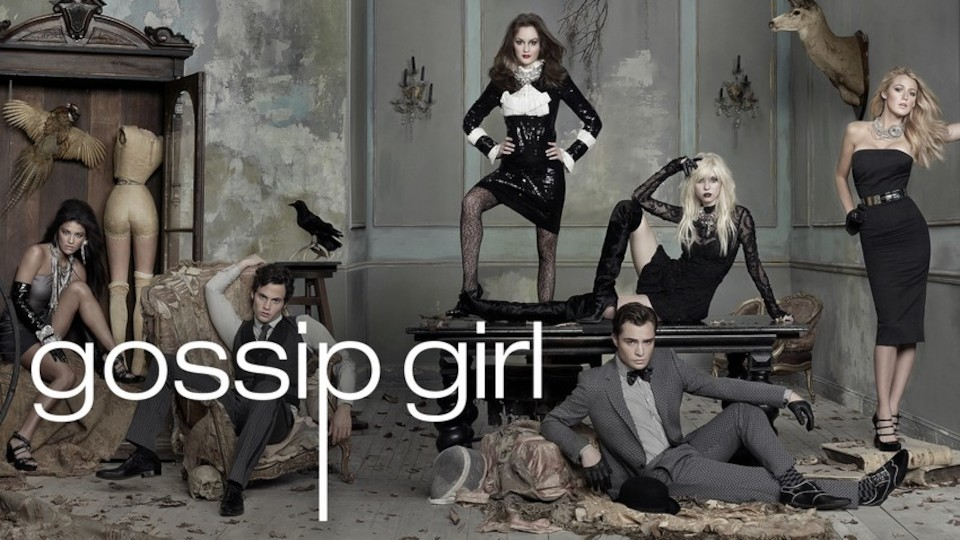 Image for the TV series Gossip Girl: L'élite de New York