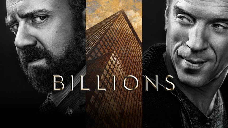 Image for the TV series Billions (v.f.)