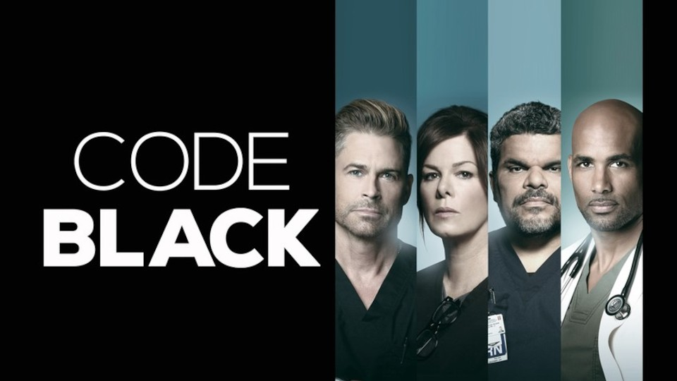 Image for the TV series Code Black (v.f.)